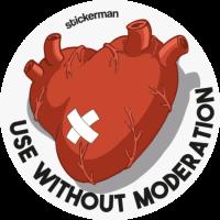 Usar sin moderación